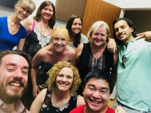 Sydney singing group Adults Dulwich Hill 2018 picture