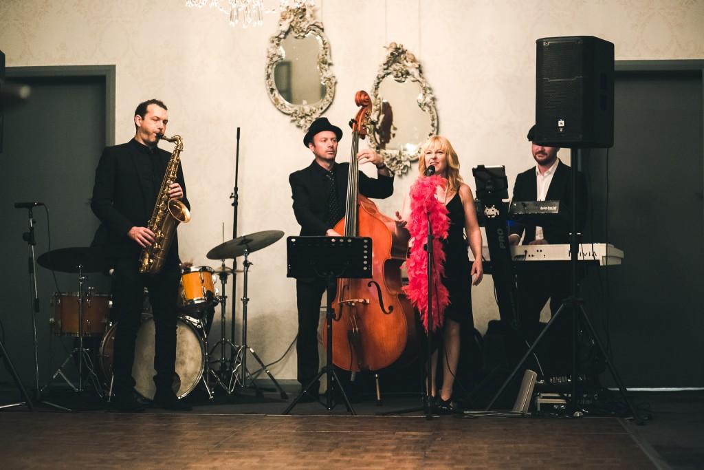 Sydney wedding band